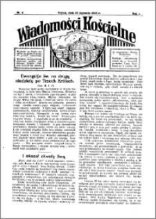 Wiadomości Kościelne : przy kościele Toruń-Mokre 1932-1933, R. 4, nr 8