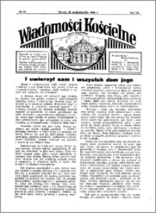 Wiadomości Kościelne : przy kościele Toruń-Mokre 1935-1936, R. 7, nr 47
