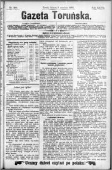 Gazeta Toruńska 1893, R. 27 nr 208