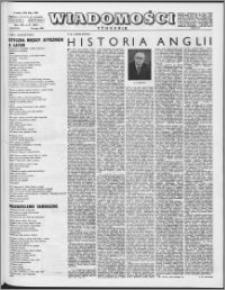 Wiadomości, R. 21 nr 22 (1052), 1966