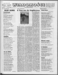 Wiadomości, R. 21 nr 25 (1055), 1966