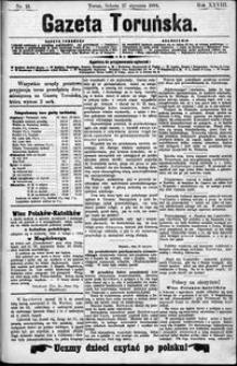 Gazeta Toruńska 1894, R. 28 nr 21