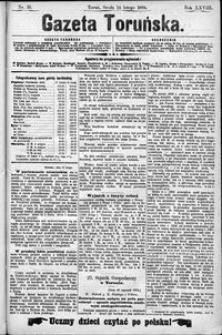 Gazeta Toruńska 1894, R. 28 nr 35