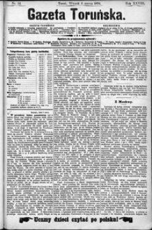 Gazeta Toruńska 1894, R. 28 nr 52