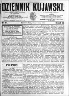 Dziennik Kujawski 1895.05.08 R.3 nr 104