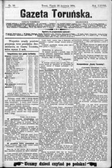 Gazeta Toruńska 1894, R. 28 nr 90