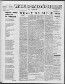Wiadomości, R. 21 nr 31 (1061), 1966