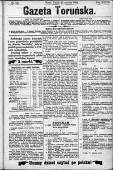 Gazeta Toruńska 1894, R. 28 nr 141