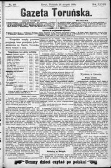 Gazeta Toruńska 1894, R. 28 nr 196