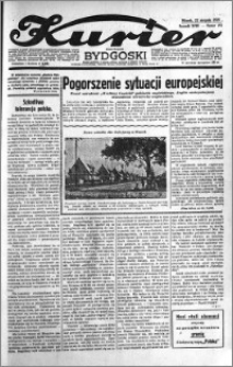 Kurier Bydgoski 1939.08.22 R.18 nr 191