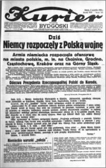 Kurier Bydgoski 1939.09.02 R.18 nr 201