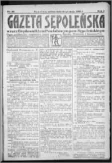 Gazeta Sępoleńska 1929, R. 3, nr 58