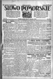 Słowo Pomorskie 1924.04.19 R.4 nr 93