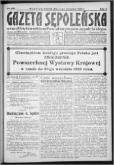 Gazeta Sępoleńska 1929, R. 3, nr 102