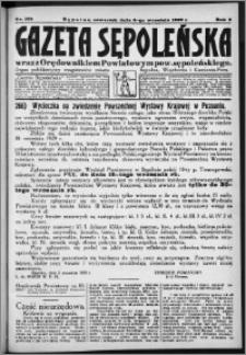 Gazeta Sępoleńska 1929, R. 3, nr 103
