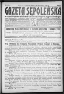 Gazeta Sępoleńska 1929, R. 3, nr 104