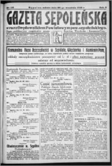 Gazeta Sępoleńska 1929, R. 3, nr 113