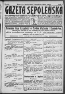 Gazeta Sępoleńska 1929, R. 3, nr 116