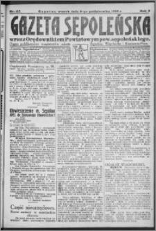 Gazeta Sępoleńska 1929, R. 3, nr 117