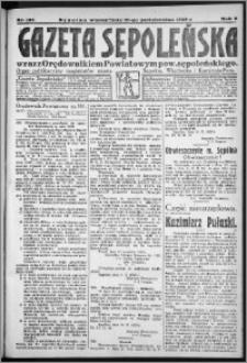 Gazeta Sępoleńska 1929, R. 3, nr 119