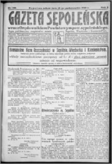 Gazeta Sępoleńska 1929, R. 3, nr 122