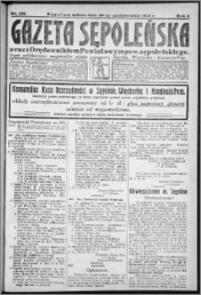 Gazeta Sępoleńska 1929, R. 3, nr 125