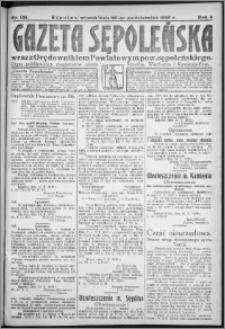 Gazeta Sępoleńska 1929, R. 3, nr 126