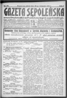 Gazeta Sępoleńska 1929, R. 3, nr 140