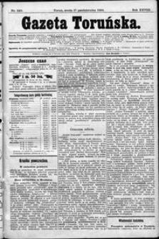 Gazeta Toruńska 1894, R. 28 nr 240