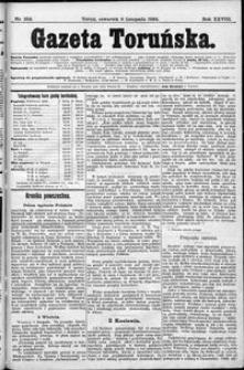 Gazeta Toruńska 1894, R. 28 nr 258