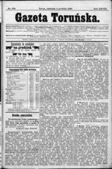 Gazeta Toruńska 1894, R. 28 nr 278
