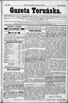 Gazeta Toruńska 1894, R. 28 nr 281