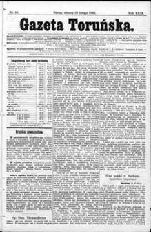 Gazeta Toruńska 1895, R. 29 nr 35