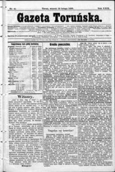 Gazeta Toruńska 1895, R. 29 nr 41