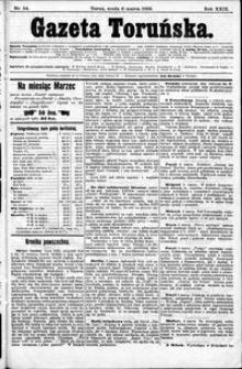 Gazeta Toruńska 1895, R. 29 nr 54