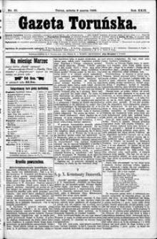 Gazeta Toruńska 1895, R. 29 nr 57
