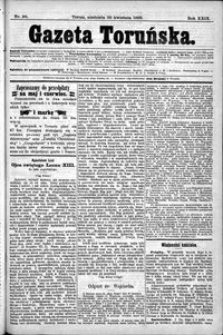 Gazeta Toruńska 1895, R. 29 nr 98