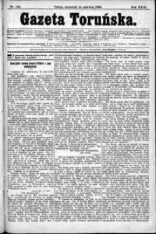 Gazeta Toruńska 1895, R. 29 nr 135