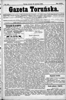 Gazeta Toruńska 1895, R. 29 nr 144