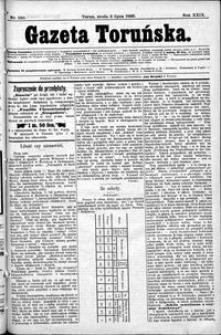 Gazeta Toruńska 1895, R. 29 nr 150