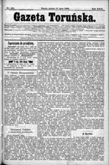 Gazeta Toruńska 1895, R. 29 nr 158