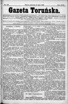 Gazeta Toruńska 1895, R. 29 nr 163