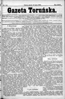 Gazeta Toruńska 1895, R. 29 nr 164