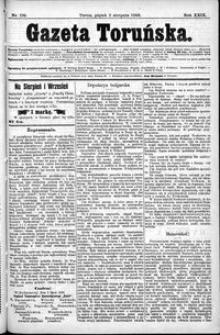 Gazeta Toruńska 1895, R. 29 nr 176