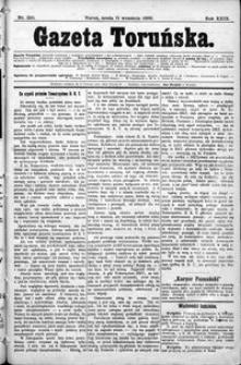 Gazeta Toruńska 1895, R. 29 nr 210