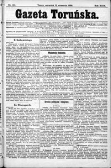 Gazeta Toruńska 1895, R. 29 nr 211