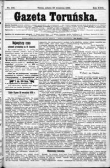 Gazeta Toruńska 1895, R. 29 nr 225