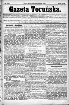 Gazeta Toruńska 1895, R. 29 nr 240