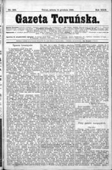 Gazeta Toruńska 1895, R. 29 nr 289