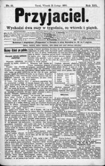 Przyjaciel : pismo dla ludu 1893 nr 15